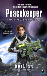 Peacekeeper's UK Ebook Cover